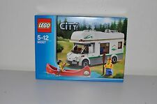 LEGO City 60057 Camper Van - Brand New (Free Shipping)