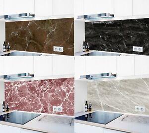 Küchenrückwand selbstklebend 1000 Motive Hart-PVC 0,4 mm Spritzschutz Wandschutz