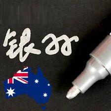 1  GREY  Waterproof Permanent Paint Pens. craft  Rubber Metal Tyre Marker .Art