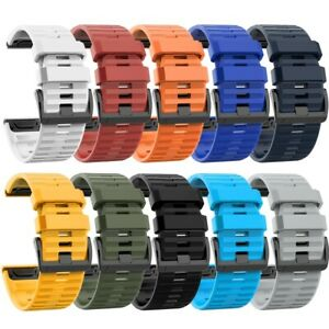 For Garmin Fenix 6 / 6 Pro 6X Strap Silicone Fitness Quick Release Sports Band