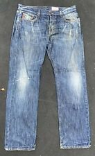Hugo Boss Jeans Regular Fit 36 W With L32