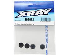 XRAY 1/10 T4 Rubber Shock Membrane Diaphragm Set (4) #308082 OZ RC Models