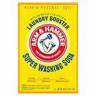 Arm & Hammer Super Washing Soda Detergent Booster & Household Cleaner, 55 oz