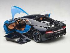 Bugatti Chiron french racing blue atlantic blue 1:18 Autoart 70993 NEU OVP