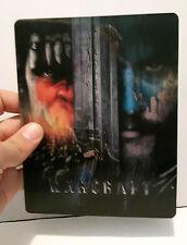 Warcraft Lenticular Magnet cover Flip effect for Steelbook