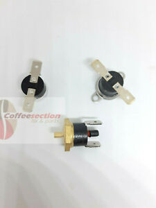 Rancilio parts kit, Thermostats Repair set - Silvia espresso 100°C, 145°C, 165°C