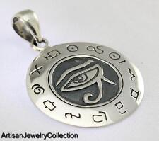 BALI PENDANT 925 STERLING SILVER ARTISAN JEWELRY COLLECTION P184