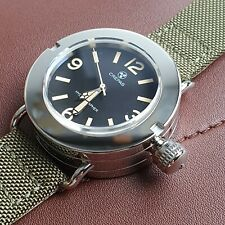 CREPAS HYDROGRAPHER 1942M 2892-A2 SAPPHIRE DIVER WATCH HISTORIC DESIGN NUMBER 59