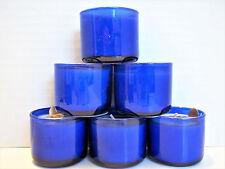 Bath Body Works LAVENDER VANILLA candles, glass, Mini, 1.3 oz., NEW x 6