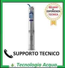 """ELETTROPOMPA SOMMERSA PEDROLLO 4SR8m/7 HP 1.5 POMPA DA 4"""" 4sr POMPA+MOTORE V220"""