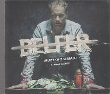 BELFER - ATANAS VALKOV OST MUZYKA Z SERIALU NEW & SEALED TOP RARE OOP CD