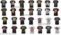 T-Shirt Originali Rock Gruppi Maglie  Nirvana AC/DC Pink Floyd Sex Pistols .....