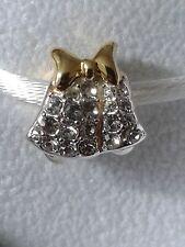 SALE 35% OFF Genuine, CHAMILIA 925 Silver WEDDING Celebration BELLS RRP £55