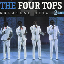 Greatest Hits [GP] by The Four Tops (CD, Sep-1999, 2 Discs, Gp Records)