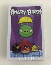 Angry Birds Knock On Wood Sealed Card Deck New Replacement Game Pieces Rovio