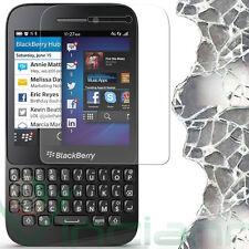 Pellicola VETRO temperato trasparente display p Blackberry Q5 protezione schermo
