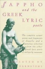 Sappho and the Greek Lyric Poets