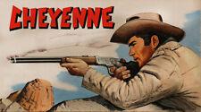 Clint Walker - Cheyenne  - 8 1/2 X 11