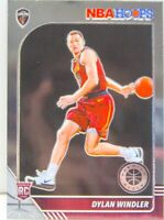 Dylan Windler RC 2019-20 NBA Hoops Premium Stock Chrome Rookie Card #221 Cavs SP