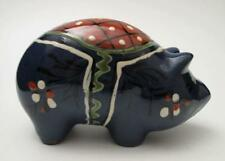 NITTSJO SWEDEN SCANDINAVIAN POTTERY VINTAGE PIG PIGGY BANK MONEY BOX MID CENTURY
