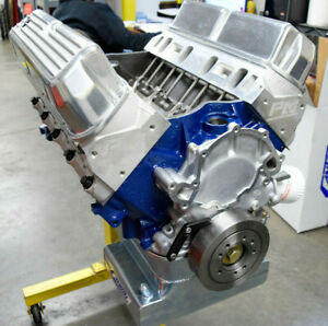 408 Small Block Ford Stroker Crate Engine 351 Windsor 450HP/475TQ