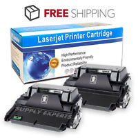 2 Pack High Yield Q5942X 42X Toner Cartridge for HP LaserJet 4250n 4250tn 4350tn