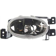 For Acura TSX 04-08, Driver Side Fog Light, Clear Lens, Glass lens