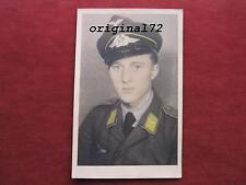 LW-Foto Soldat der Fliegertruppe,FJ Coloriert