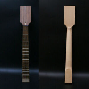 7String Guitar Neck 24Fret Maple Rosewood Fretboard Dot Inlay Wide Guitar Neck