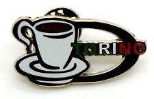 Pin Spilla Torino 2006 - Tazzina Caffè