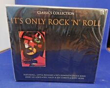 """""""It's Only Rock N Roll""""  2 CD SET VOL 1 & 2  THE CLASSICS COLLECTION Brand New"""