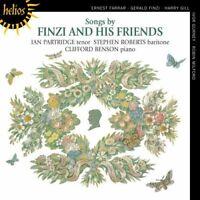 Gerald Finzi - Songs By Finzi And His Friends (Patridge Roberts Benson) [CD]