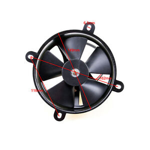 """6"""" Inch Radiator Thermo Electric Cooling Fan 150c 200cc Quad Dirt Bike ATV Buggy"""