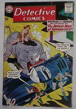 Silver Age DETECTIVE COMICS Batman #315  JUNGLE MAN Cover FN/VF 7.0