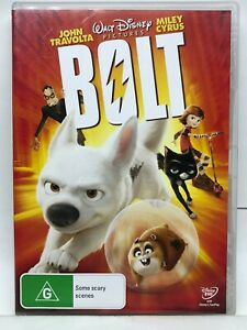 Bolt - Disney - DVD - AusPost with Tracking