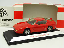 Starter Kit Assembled 1/43 - Ferrari 456 Gt Red