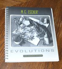M.C. Escher Evolutions 1999 Engagement Calendar by Pomegranate Publishers