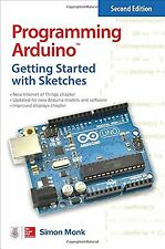Programming Arduino: Getting Started with Sketches Second Edition (E... NEW BOOK