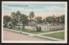 Postcard ORLANDO,Florida/FL  Sunshine Park Recreation Area 1910's