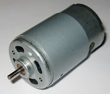 RS-550 Motor - 12 VDC - 14000 RPM - High Power 550 Fan Cooled Hobby DC Motor