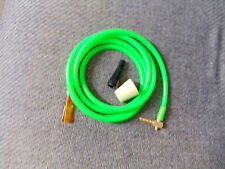 Glass Blowing Flameworking Tool Blow Hose Swivel Set + adapters