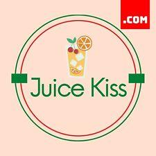 JuiceKiss.com - 2 Word Domain - Short Domain Name - Catchy Name .COM Dynadot