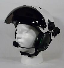 Paramotor Helmet PPG With Bluetooth Sena Communication Equipped