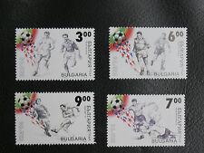 TIMBRES FOOTBALL : BULGARIE SERIE WORLD CUP 1994 NEUVE
