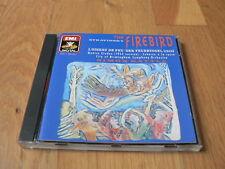Simon Rattle - Stravinsky : Firebird, L'Oiseau de Feu - CD EMI West Germany