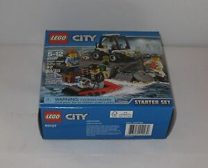 Lego City Prison Island Starter Set no 60127  MB   FREE SHIPPING