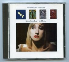 Claudia Brucken (act)/Laughter, Tears and Rage (1988 Germany 1st Issue)