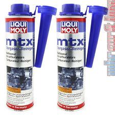 2 Dosen Liqui Moly 5100 MTX Vergaser Reiniger Benzin Additiv Zusatz