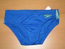 Speedo Superiority Swim Trunks Boys Swim Endurance Blue-Green New 8-056146981