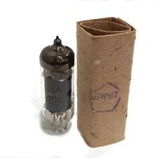 4X 6J4P 6ZH4P 6Z4P 6AU6 EF94 7543 HF Pentode NIB NOS tubes Same date 1967!